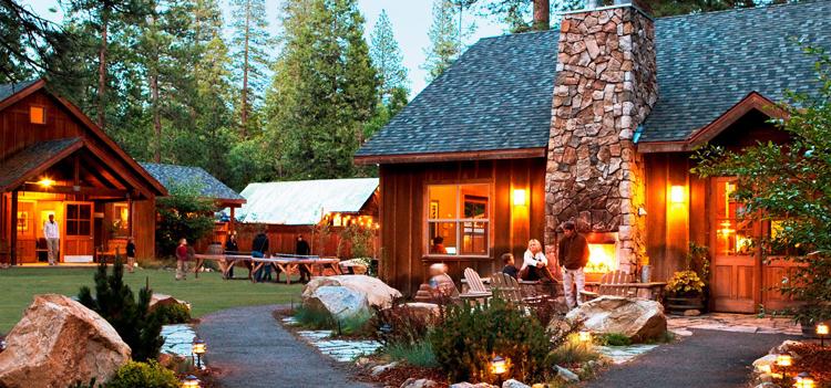 Evergreen Lodge   Yosemite National Park