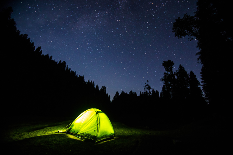 Camping Near Sacramento