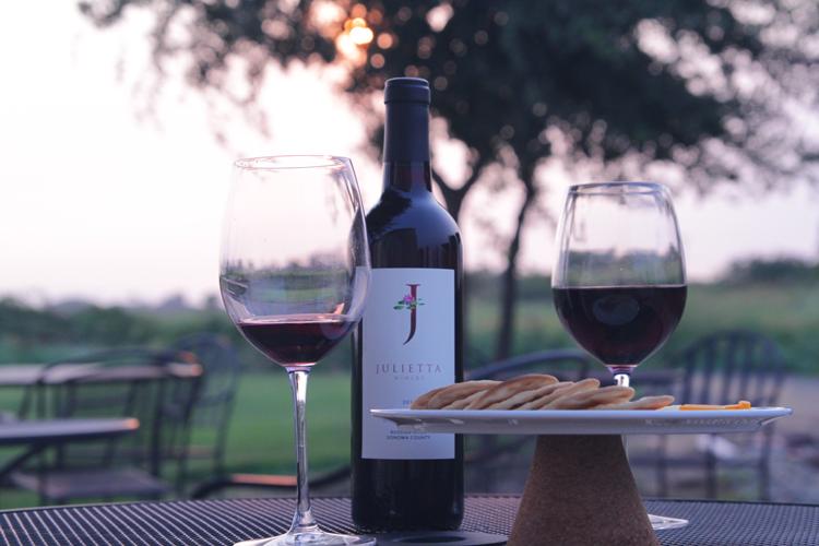Julietta Winery Clarksburg, CA
