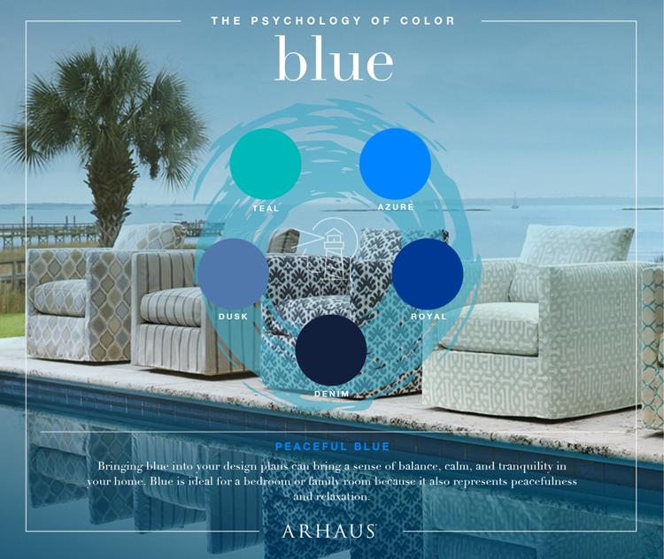 Color Psychology: Blue