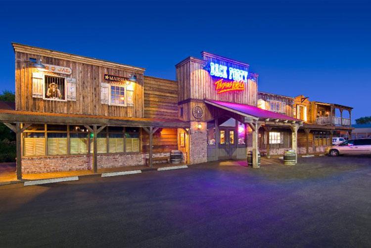 Back Forty Texas BBQ Roseville + Shingle Springs