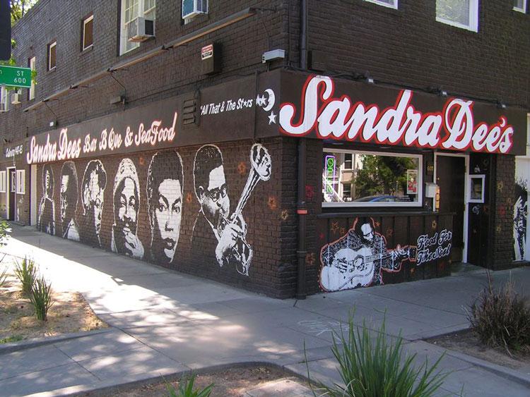 Sandra Dee's BBQ & Seafood Sacramento, CA