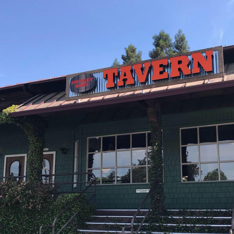Smokey Oaks Tavern Fair Oaks, CA