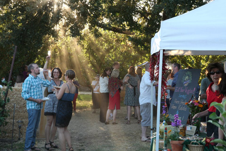 Autumn Equinox Celebration Soil Born Farms Sacramento