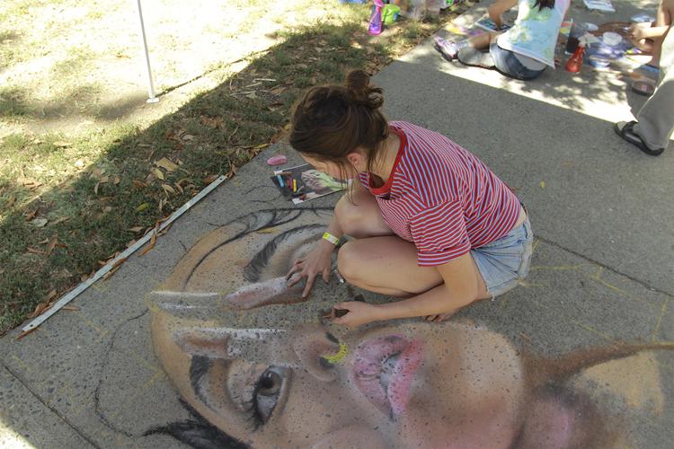 Chalk It Up! Festival Sacramento, CA