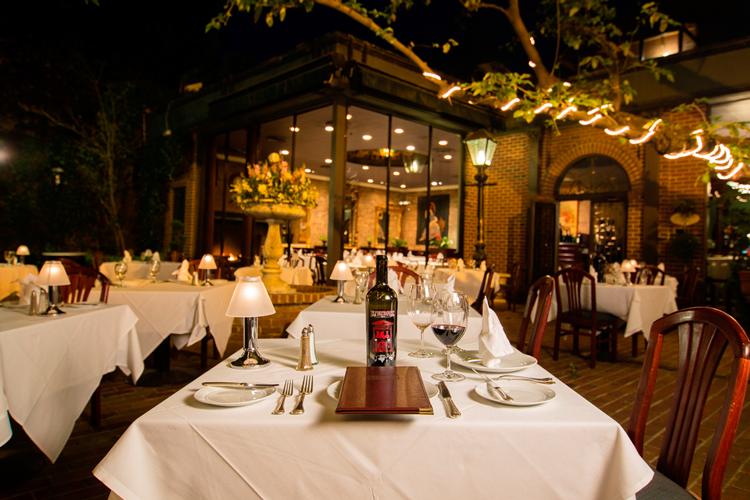 The Firehouse Restaurant Sacramento, CA