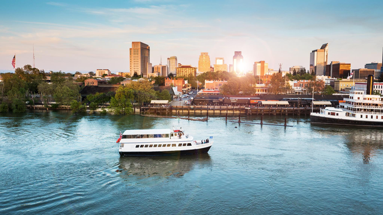 Labor Day Weekend River Cruises Hornblower Old Sacramento