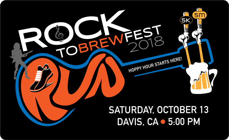 Rocktobrewfest Davis, CA