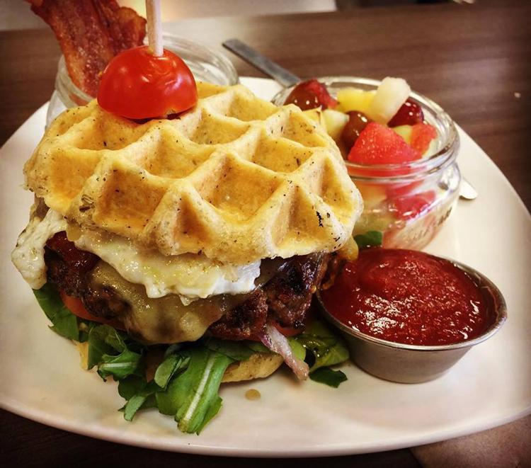 The Waffle Experience Sacramento, Folsom + Elk Grove