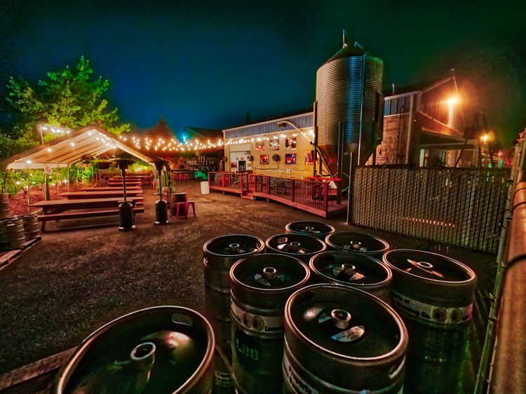 Loomis Basin Brewing Co. Loomis, CA
