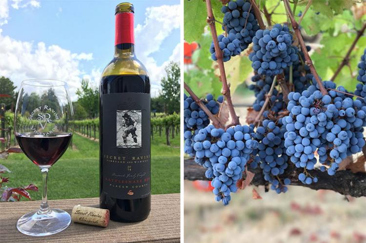 Secret Ravine Winery Loomis, CA