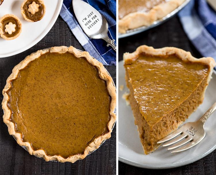 Classic Pumpkin Pie | Crazy for Crust
