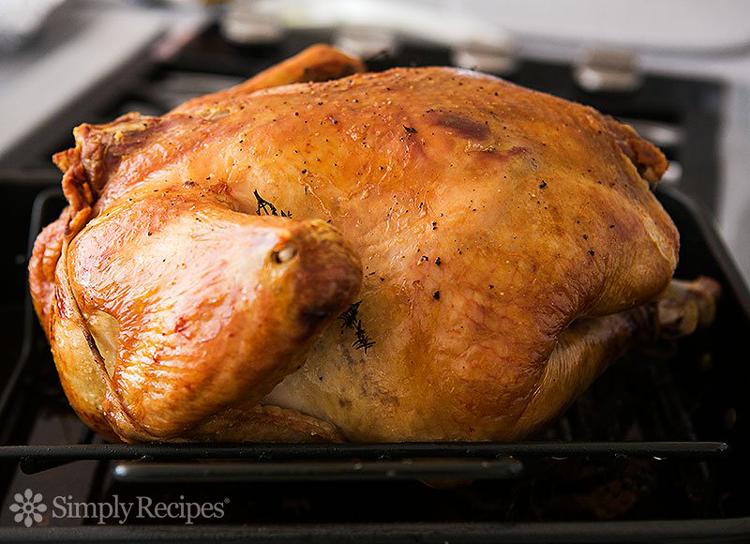 Mom's Roast Turkey | Simply Recipes