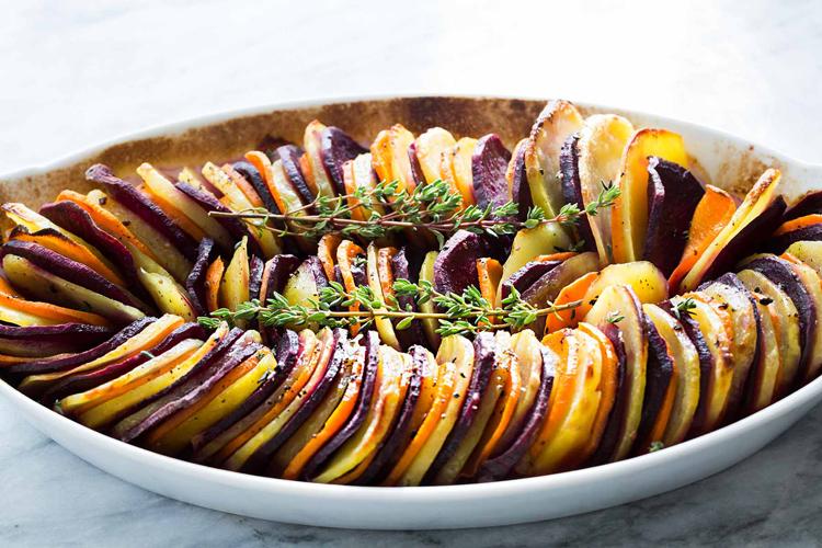Sweet Potato and Yukon Gold Bake | Simply Recipes
