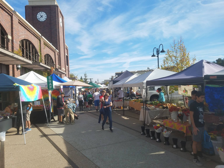 Historic Folsom Farmers' Market