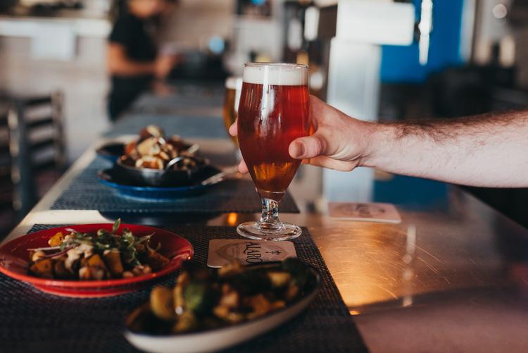 Alaro Craft Brewery Sacramento
