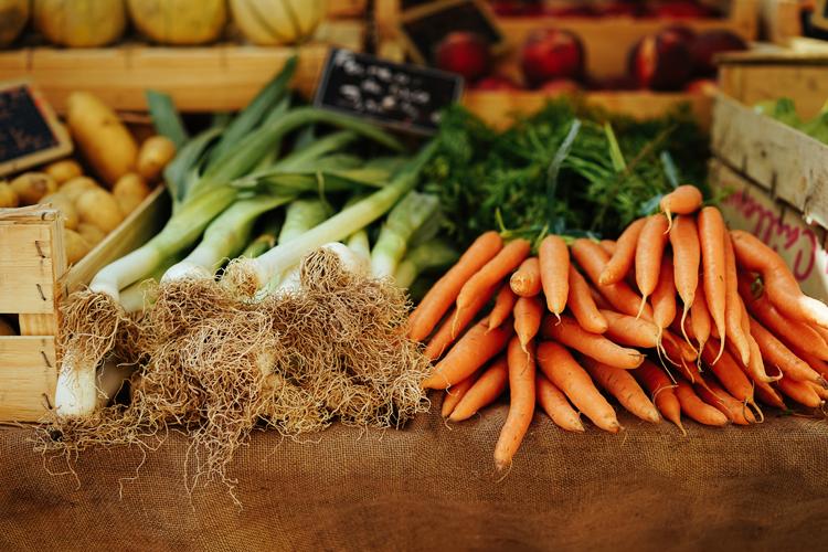 Farmers' Markets in the Sacramento Area
