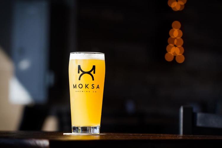 Moksa Brewing Rocklin