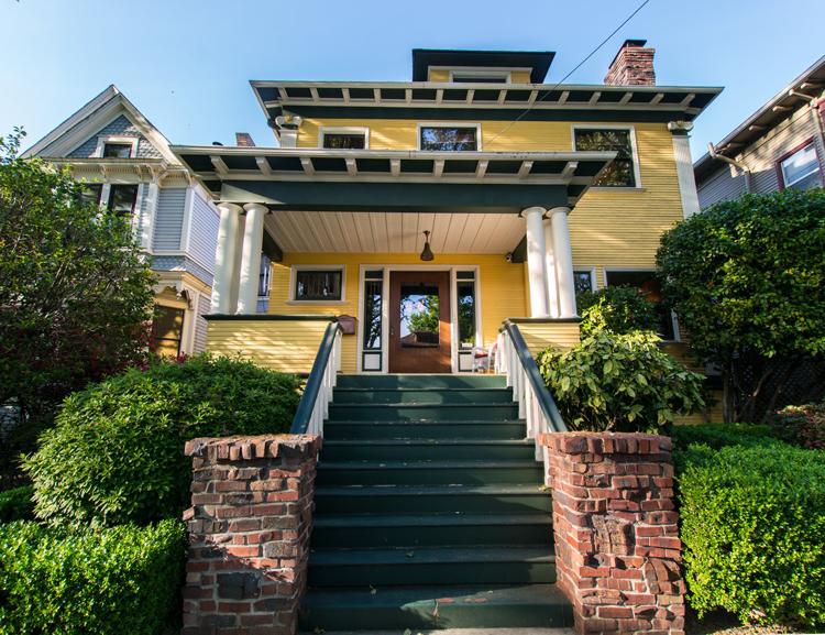 Preservation Sacramento