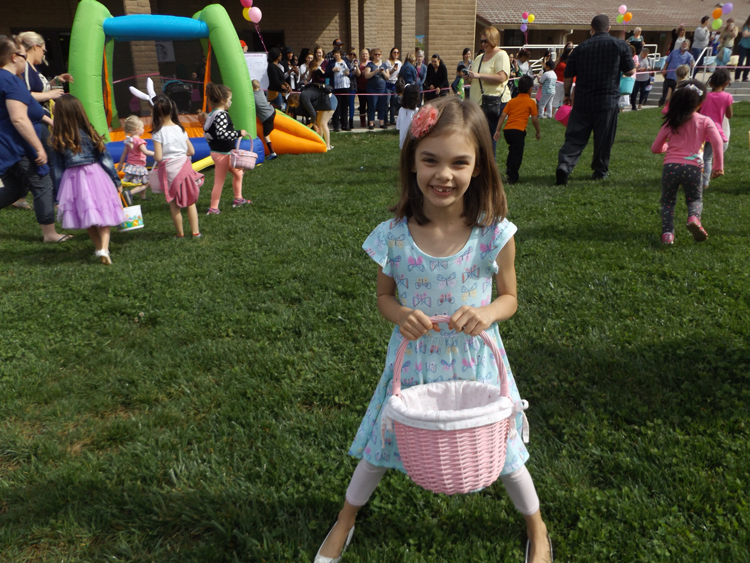 Kids Easter Egg Hunt Sunrise Community Church