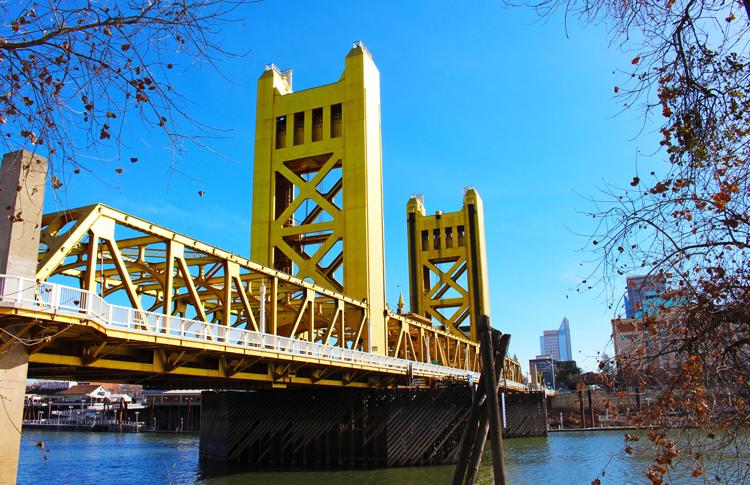 Tower Bridge West Sacramento