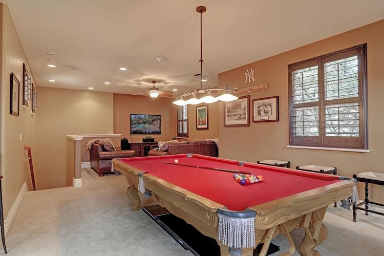 Homes With Awesome Game Rooms In The Sacramento Area