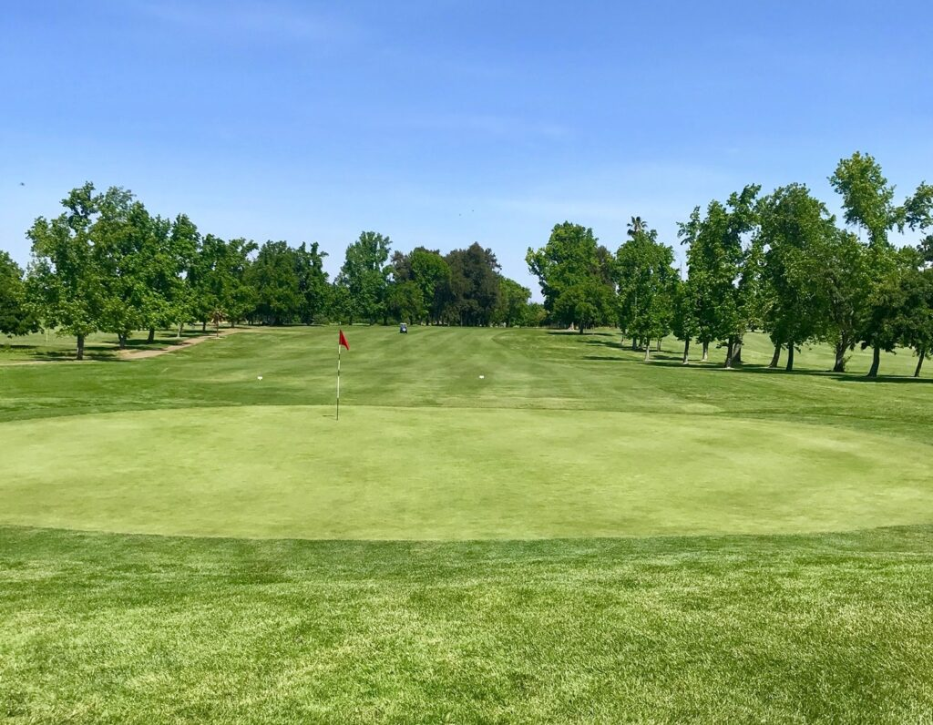 Sacramento Golf Course